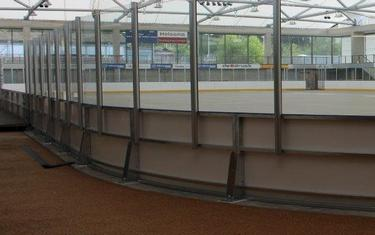 Hockey dasherboards for Arenas