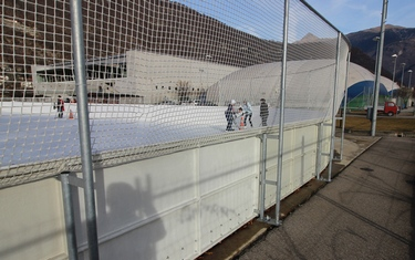 Hockey Dasherboards For Outdoor Rinks